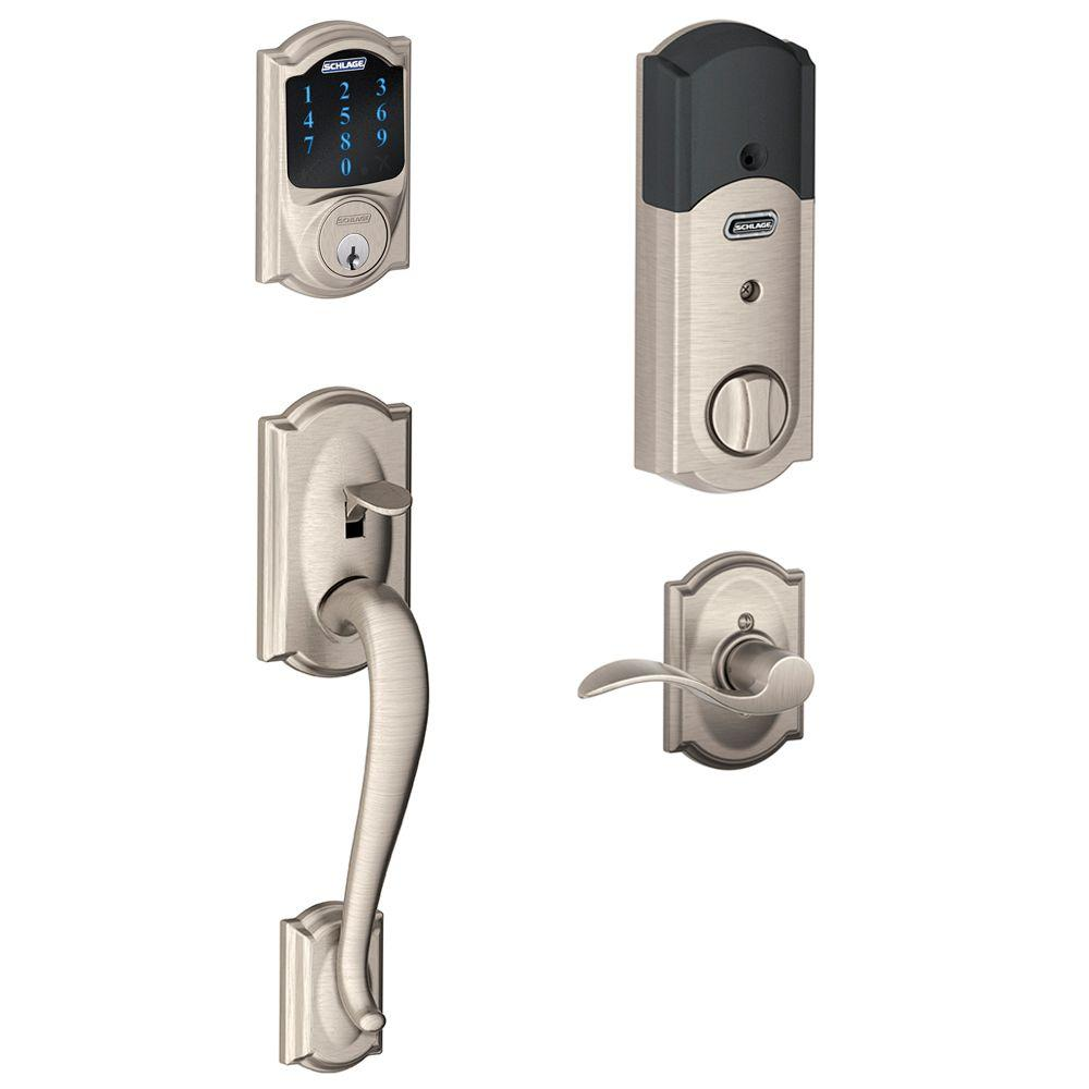 Schlage BE469 Z-Wave