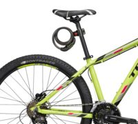 UShake bike lock, how to keep in bicycle