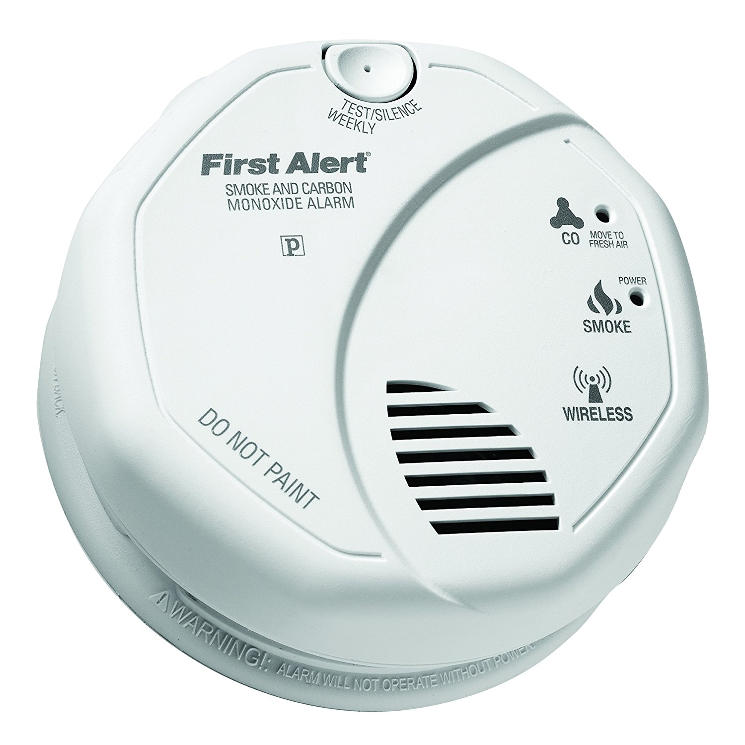 smoke detector and carbon monoxide