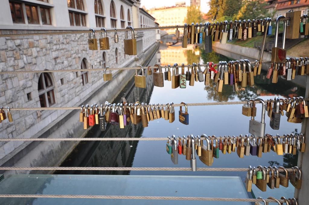 Butchers' Bridge, Slovenia