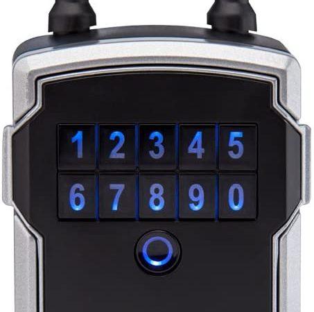best smart padlock