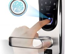 best biometric door lock